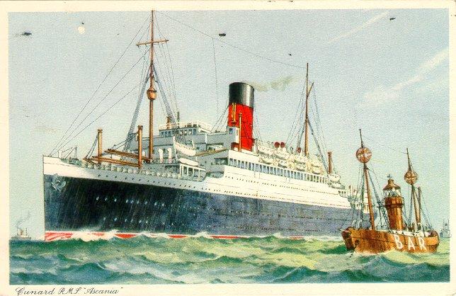 Quels sont vos paquebots préférés de la Cunard Line ? PC-AS01