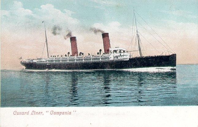 Quels sont vos paquebots préférés de la Cunard Line ? PC-CA41