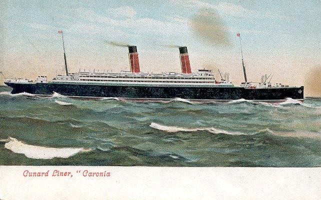 Quels sont vos paquebots préférés de la Cunard Line ? PC-CA80